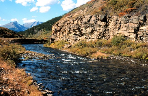 Watershed Assessment Procedure to address cumulative effects in the foothills natural region