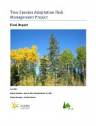 Tree Species Adaptation Risk Management Project: Final Report